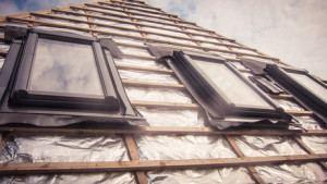 Pose fenêtres de toit Le Bourget